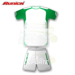 Set Arsenal Runick Blanco Verde