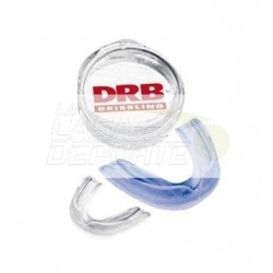 PROTECTOR BUCAL DOBLE ADULTO DRB TRANSPARANTE
