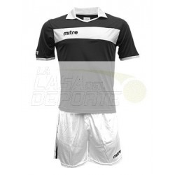 SET MITRE MODELO LONDON NEGRO - BLANCO
