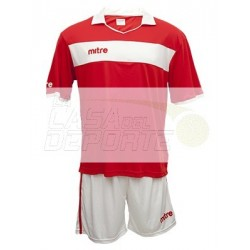 SET MITRE MODELO LONDON ROJO - BLANCO