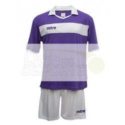 SET MITRE MODELO LONDON MORADO - BLANCO