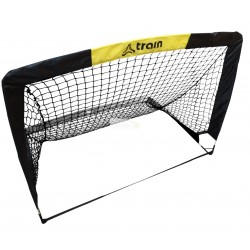 PAR ARCO MINI FUTBOL TRAIN PLEGABLE